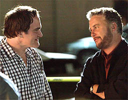 Tarantino y Grissom